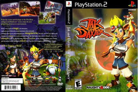 Games Express Downloads: Jak and Daxter: The Precursor ...